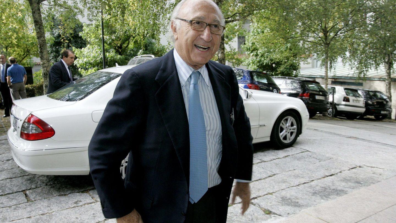 El presidente de Pescanova, Juan Manuel Urgoiti. (EFE)