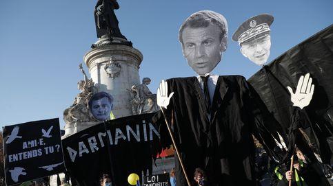 París contra la ley de seguridad global