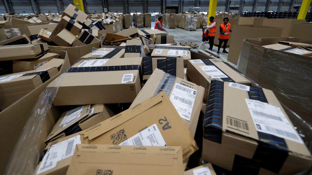 Foto: Sede de Amazon Francia en Orleans   Reuters