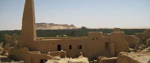 El oasis de Alejandro Magno y Cleopatra