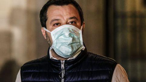 Salvini sugiere que China ha cometido crímenes contra la humanidad por el Covid