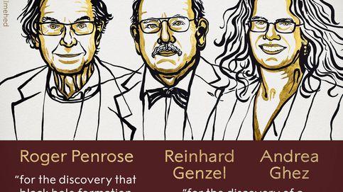 Premio Nobel de Física a estudiosos de los agujeros negros y la Teoría de la Relatividad