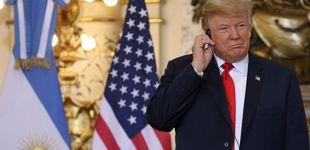 Post de Primer incidente de Trump en el G-20: arroja al suelo el aparato de traducción