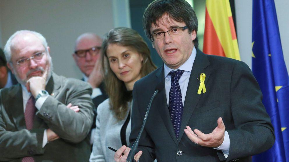 Carles Puigdemont sacará más ventaja de la manifestación en Bruselas que ERC