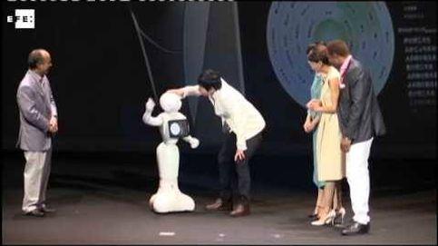 El robot Pepper ya es una realidad en hogares, hospitales y hoteles