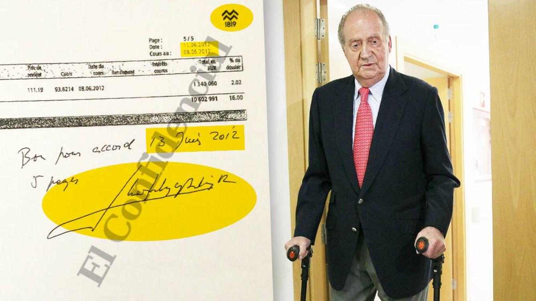 Juan Carlos I siguió moviendo el dinero saudí tras disculparse por el escándalo de Botsuana