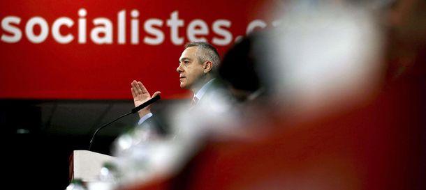 Foto: El secretario general del PSC, Pere Navarro. (EFE)