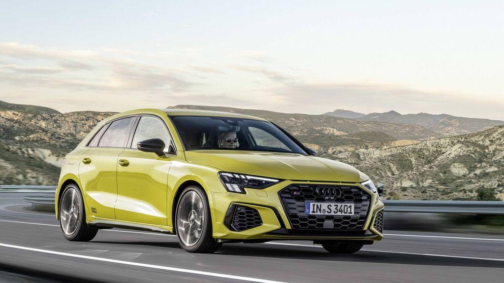 Nuevo Audi S3, deportividad como una alternativa a los coches enchufables