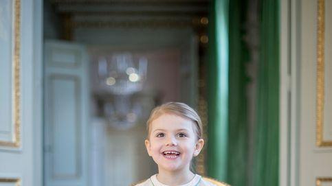 Estelle de Suecia cumple 4 años a punto de convertirse en hermana mayor
