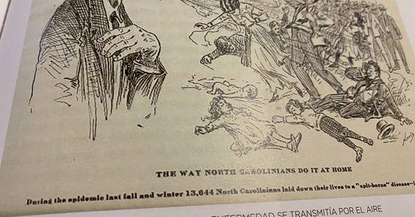 """Estos son los """"espeluznantes"""" paralelismos de la gripe de 1918 con el Covid-19"""