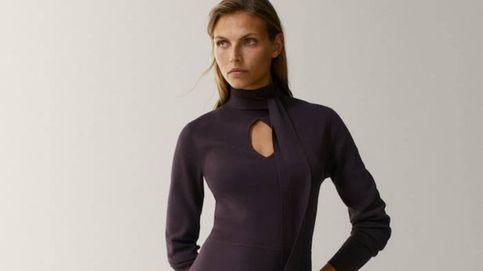 El vestido más favorecedor (con el que adelgazar una talla) ya está en Massimo Dutti