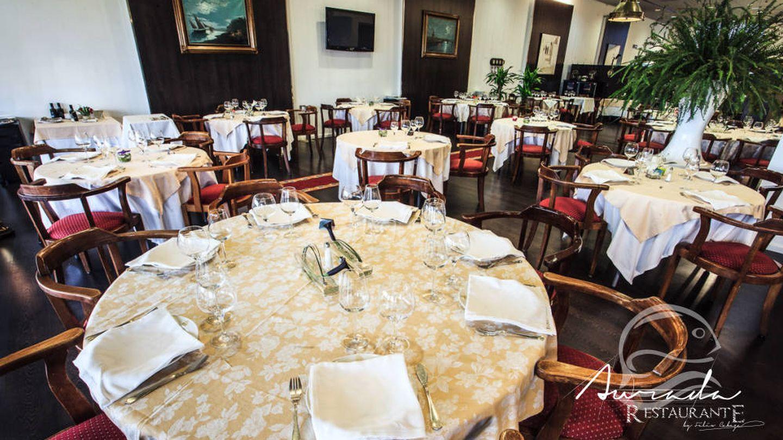 Una imagen del restaurante La Dorada.  (Web oficial)