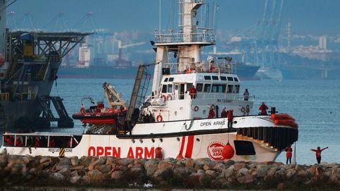 Open Arms, autorizado a llevar material humanitario pero no a rescatar migrantes