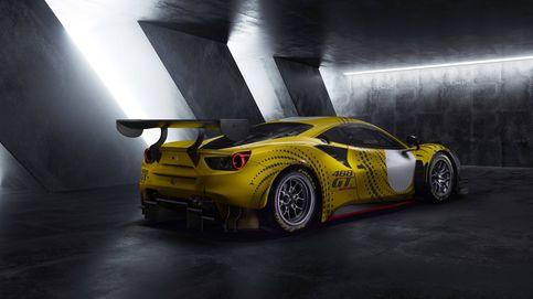 Ferrari 488 GT Modificata, un coche para unos días cada año
