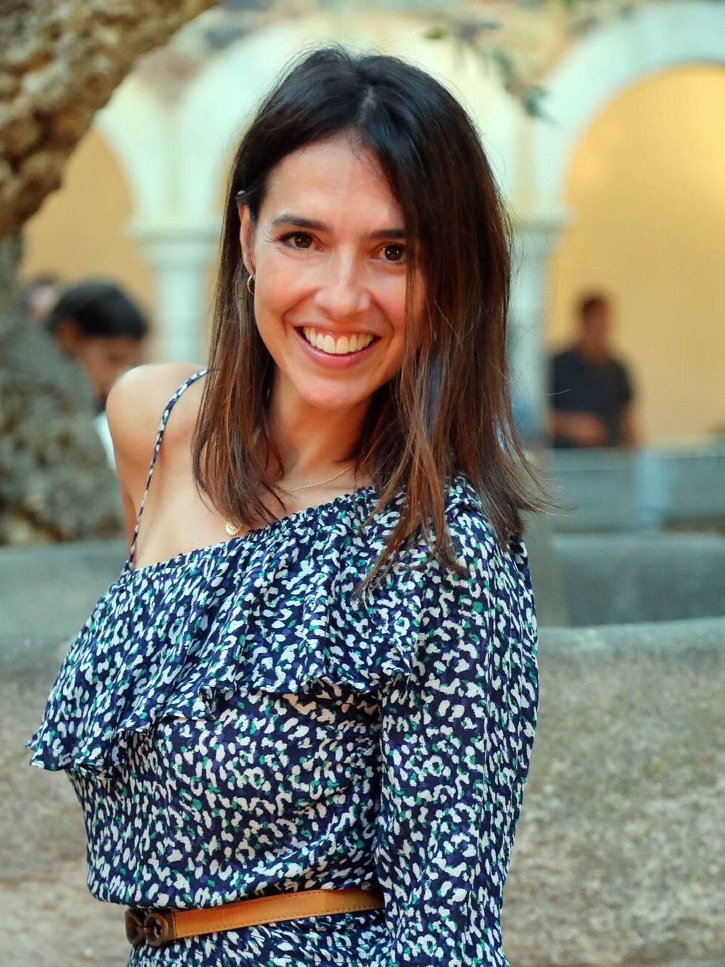 Cristina Brondo, en el festival. (Cortesía)
