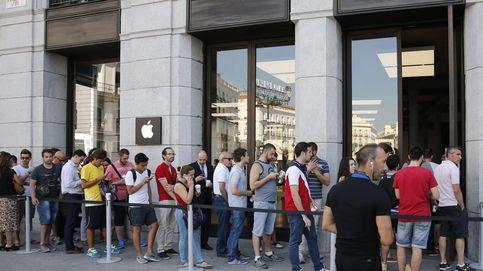 Siete días laborables por un iPhone 6 o veinte minutos por un Big Mac