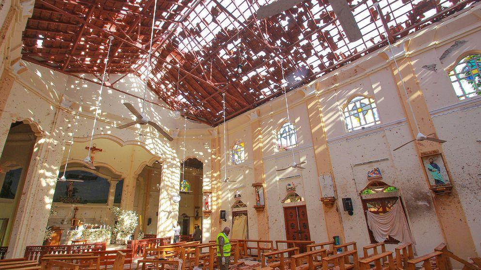 Explosiones en Sri Lanka: las imágenes de los ataques