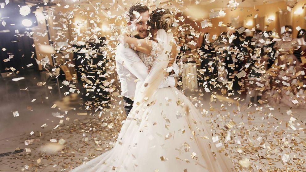 Vaya boda: la pareja de novios con la cara más dura del mundo