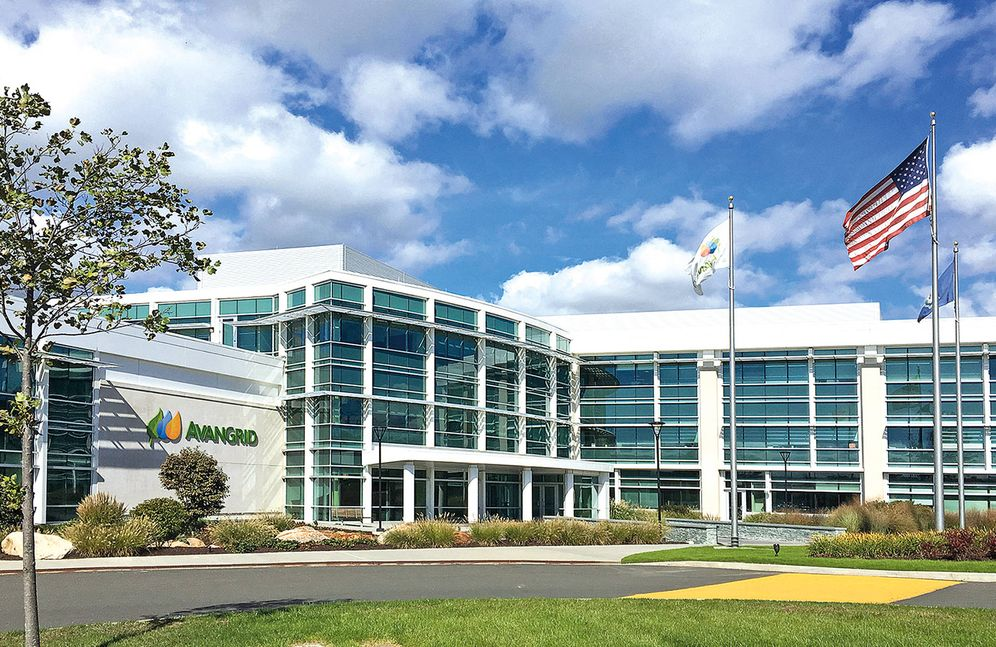 Foto: Sede de Avangrid, filial de Iberdrola, en EEUU.