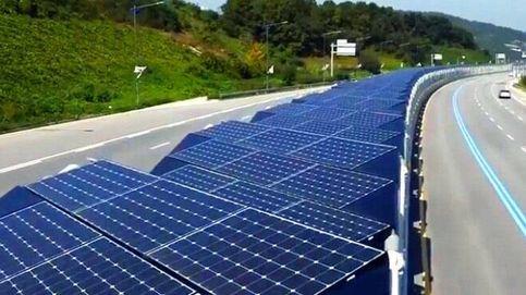 Crean una autopista solar para bicicletas que genera electricidad