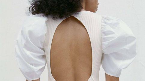 Tres vestidos blancos de Zara para no quitarte en todo el verano