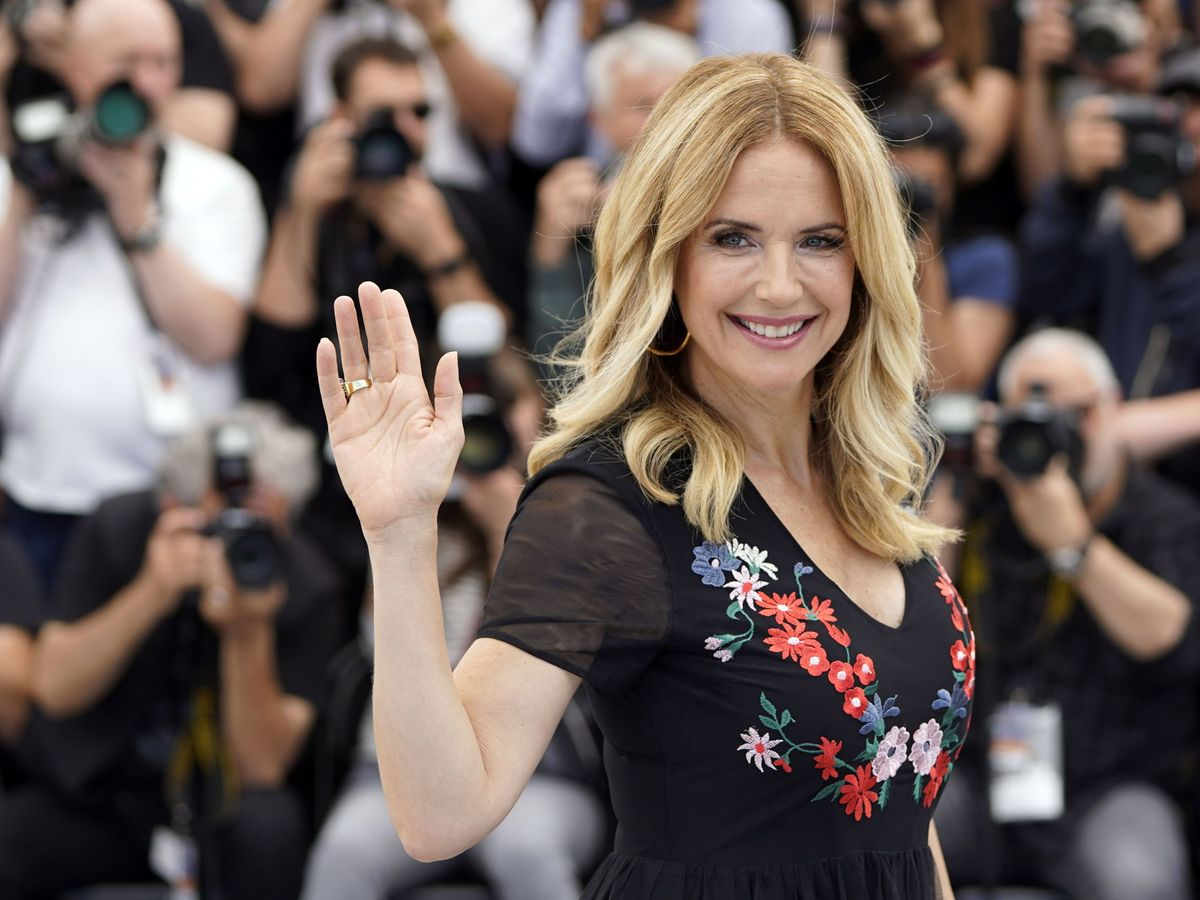 Foto: Kelly Preston, en Cannes. (EFE)