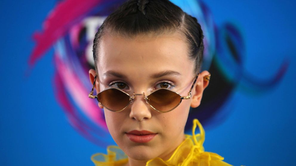 Por qué no querrás que tu hija se parezca a Millie Bobby Brown ('Stranger Things')