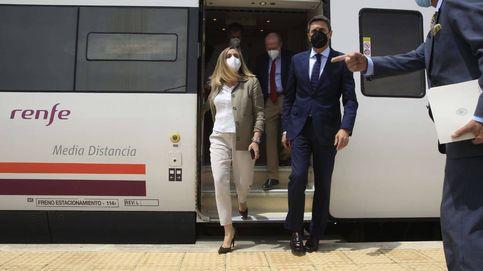 La Junta insta al Gobierno a repensar el ferrocarril en Andalucía