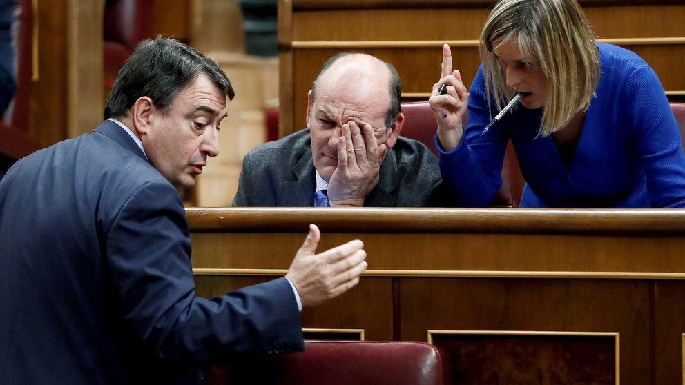El PNV, dispuesto a acudir al rescate de Rajoy y apoyar sus Presupuestos