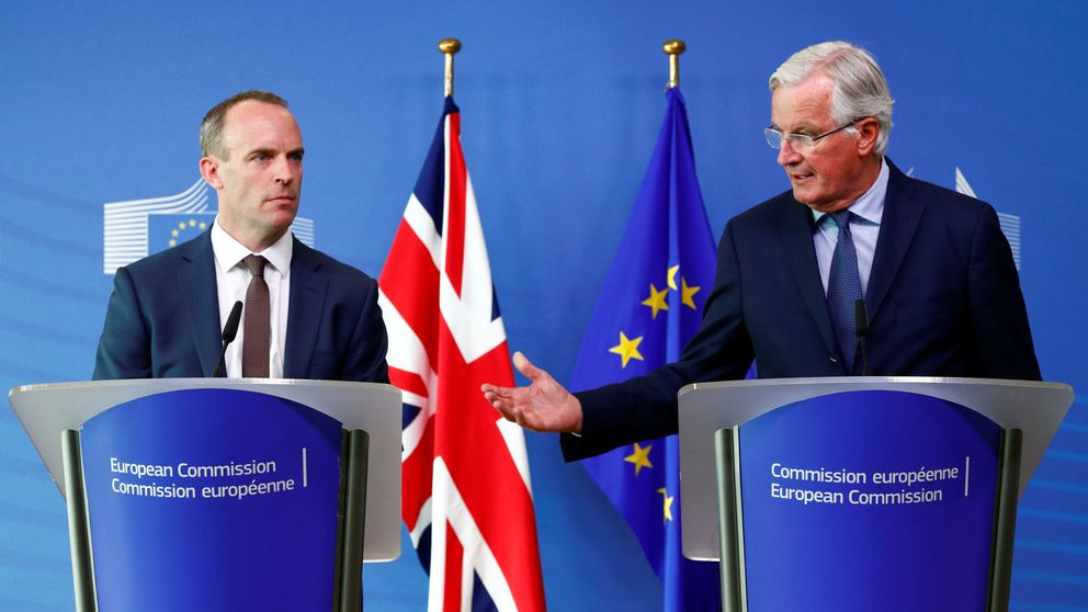 Bruselas y Londres pisan el acelerador para evitar un salto al vacío con el Brexit