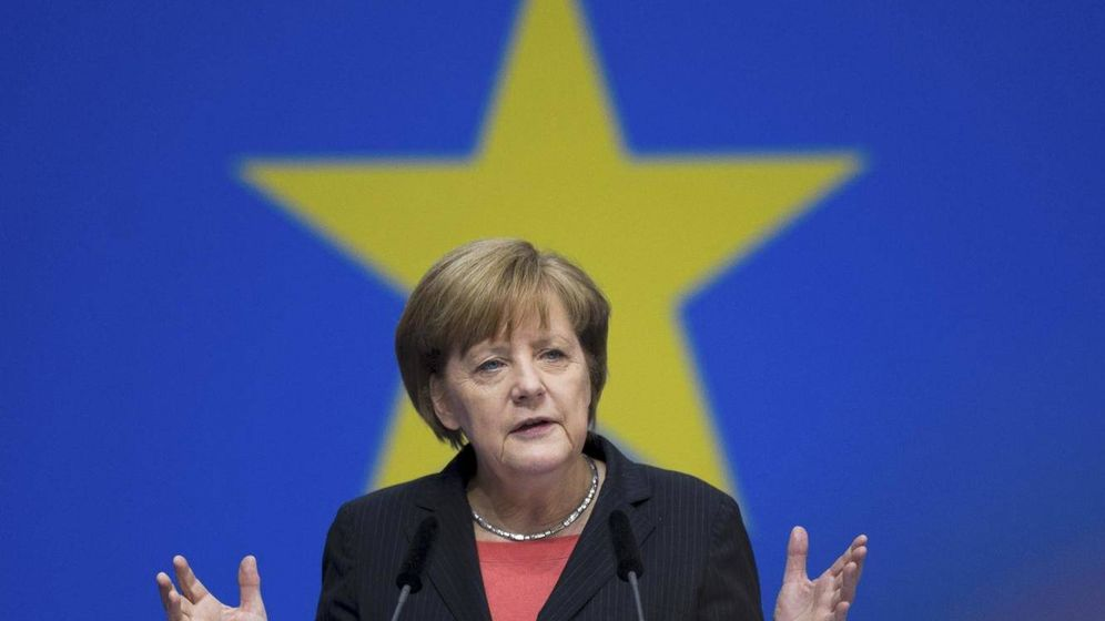 Foto: Angela Merkel. (EFE)