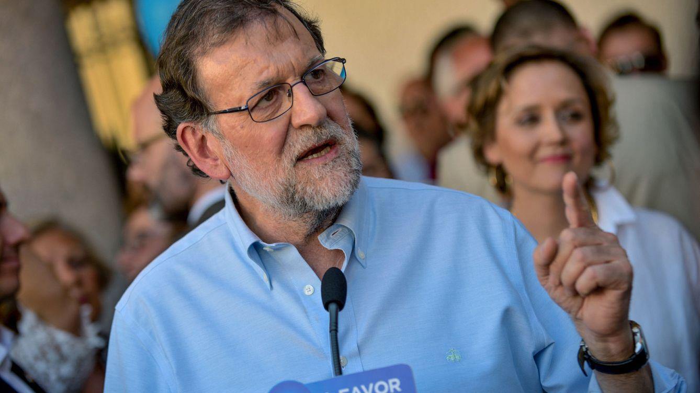 Rajoy se cansa de hablar de pactos poselectorales