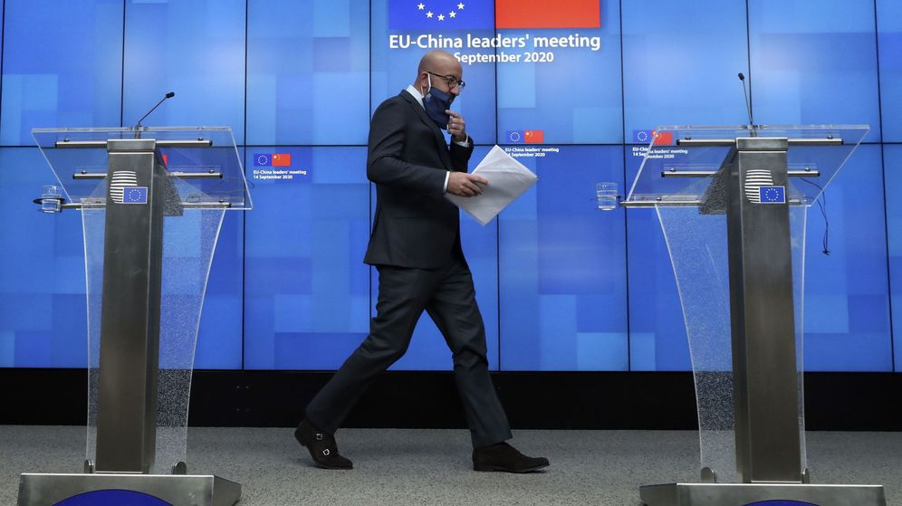 Foto: Charles Michel, presidente del Consejo Europeo. (EFE)