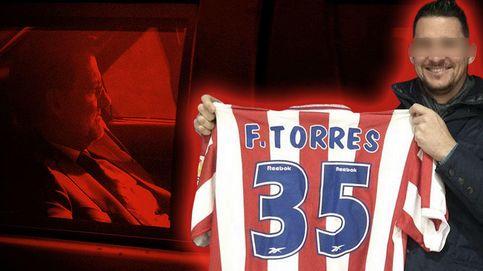 El hermano de Fernando Torres, el escolta más atlético de Rajoy