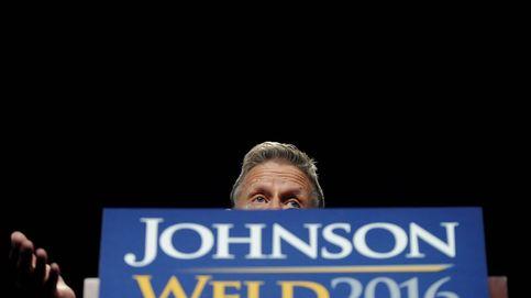 Gary Johnson, el candidato libertario que pasaba por allí