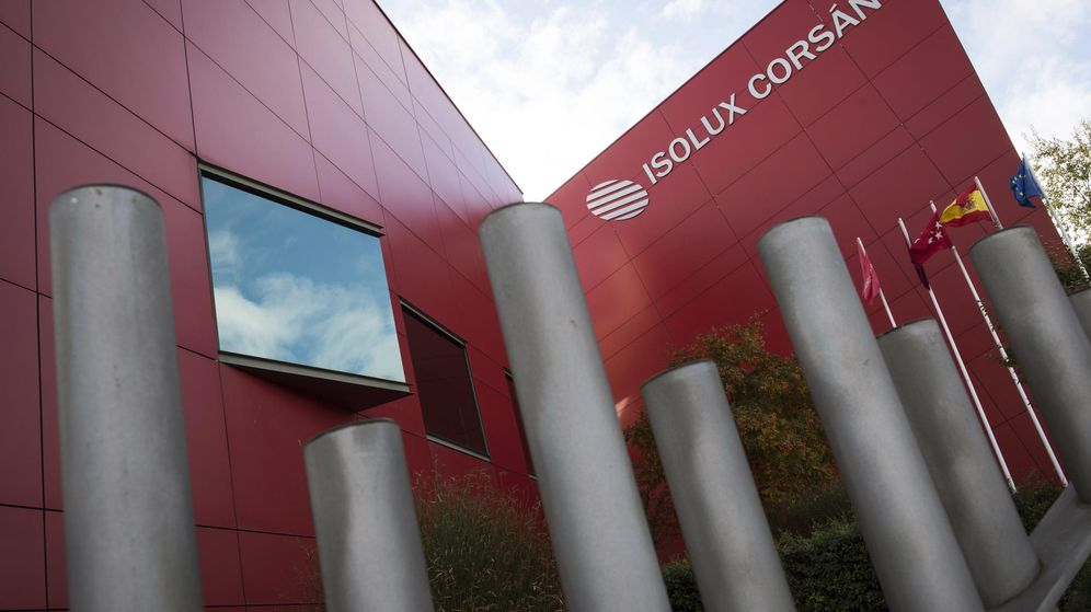 Foto: Oficinas de la empresa Isolux Corsán. (EFE)