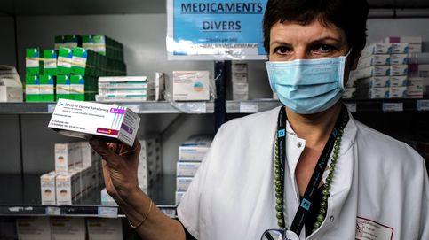 España recibe las primeras 196.800 dosis de la vacuna de AstraZeneca y Oxford