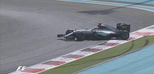 Post de Hamilton enseña las garras a Rosberg y McLaren, lejos, vuelve a pensar en 2017