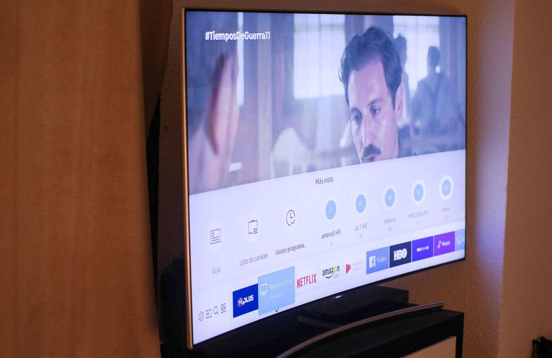 Un mes con la 'super TV' curva de 2.500 € de Samsung: esta LCD por fin da la talla