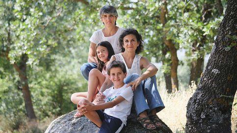 10 años de nuevas familias