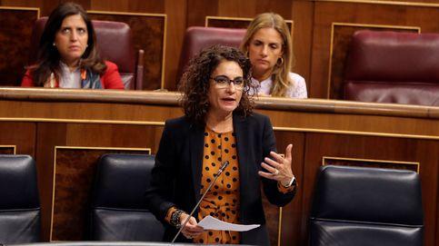 La ministra de Hacienda: Yo no iría a prisión a negociar los presupuestos con nadie