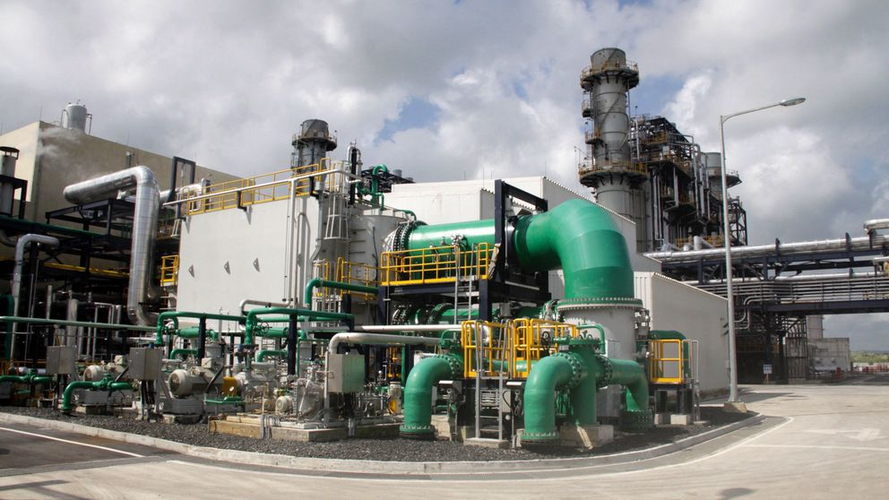 ACS y Sener conquistan Alemania: se hacen con la primera planta GNL del país