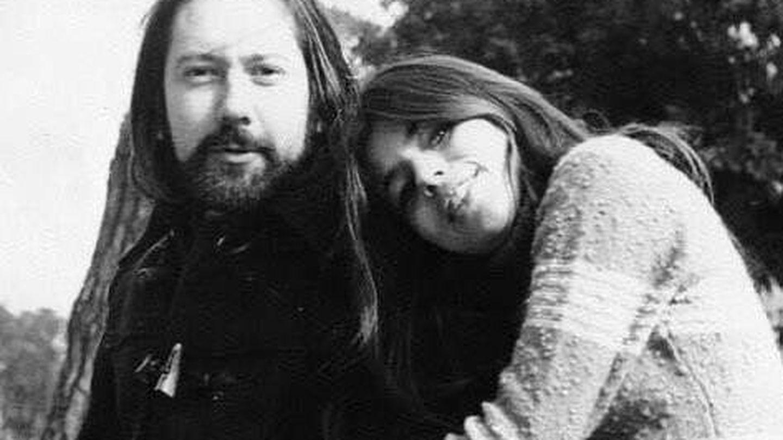 Jeanette con su marido. (IG)