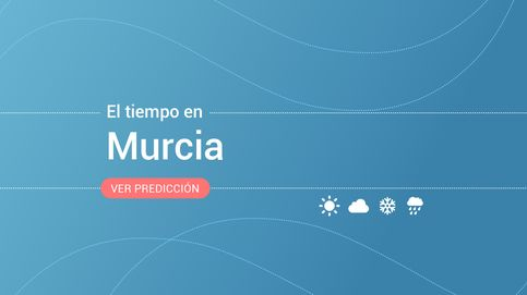 El tiempo en Murcia: previsión meteorológica de hoy, lunes 9 de septiembre