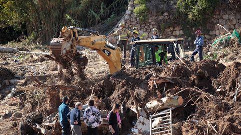 Se reanuda la búsqueda de los tres desaparecidos por la DANA en Tarragona