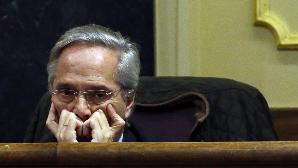 Foto: Pedro Gómez de la Serna, excluido del grupo por sus negocios en el extranjero. (EFE)