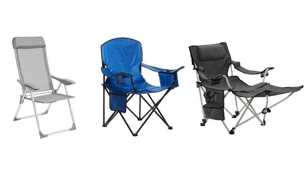 Foto: Comodidad y movilidad con las mejores sillas de camping plegables