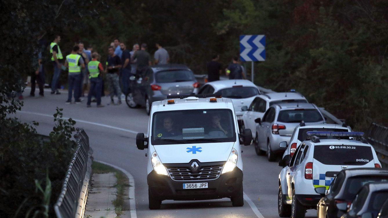 Foto: El autor del atentado de barcelona fallece abatido por los mossos