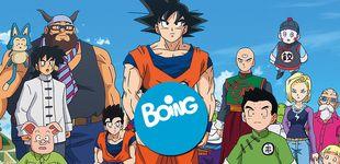Post de Boing, acusada de censurar y maltratar 'Dragon Ball Super'