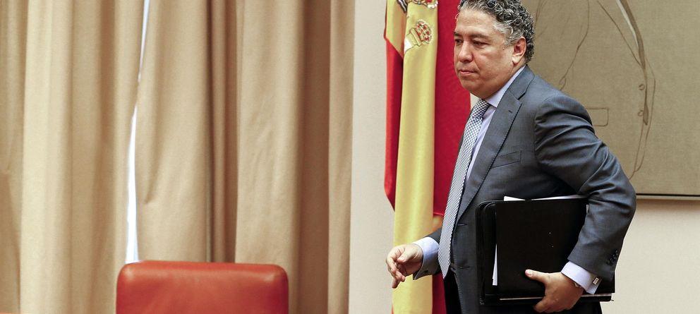 Foto: El secretario de Estado de Seguridad Social, Tomás Burgos (Efe)